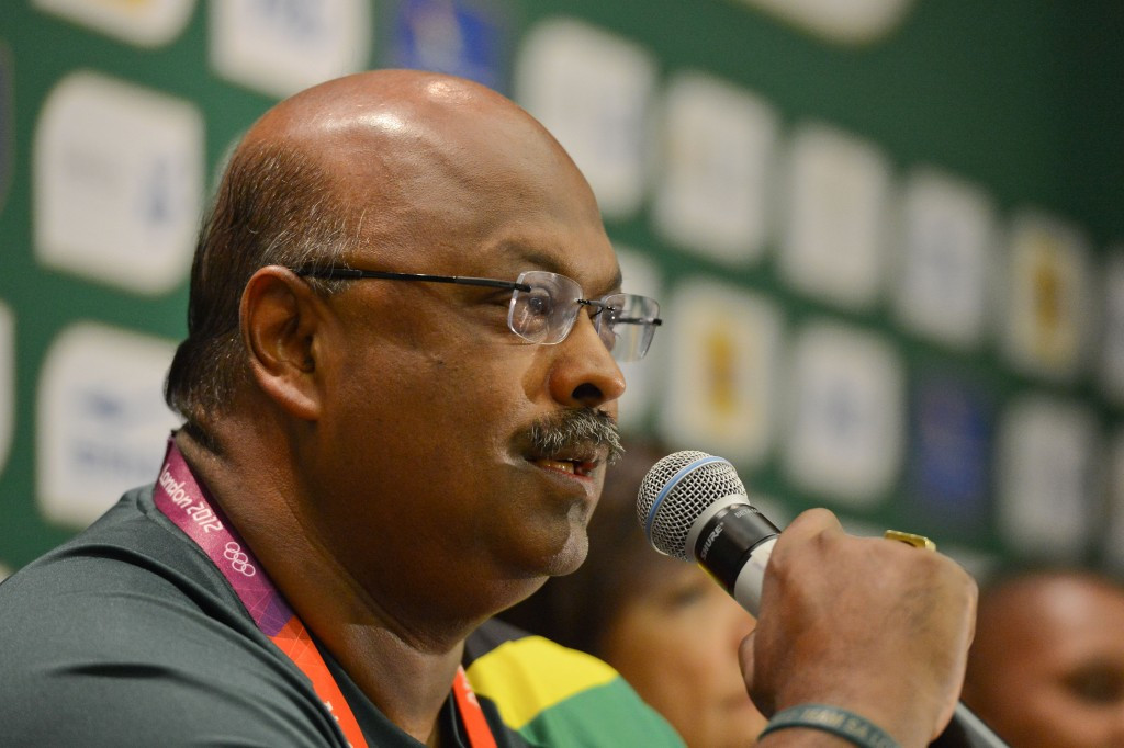 SASCOC chief executive Tubby Reddy says he intends to meet with all four affected federations ©Getty Images