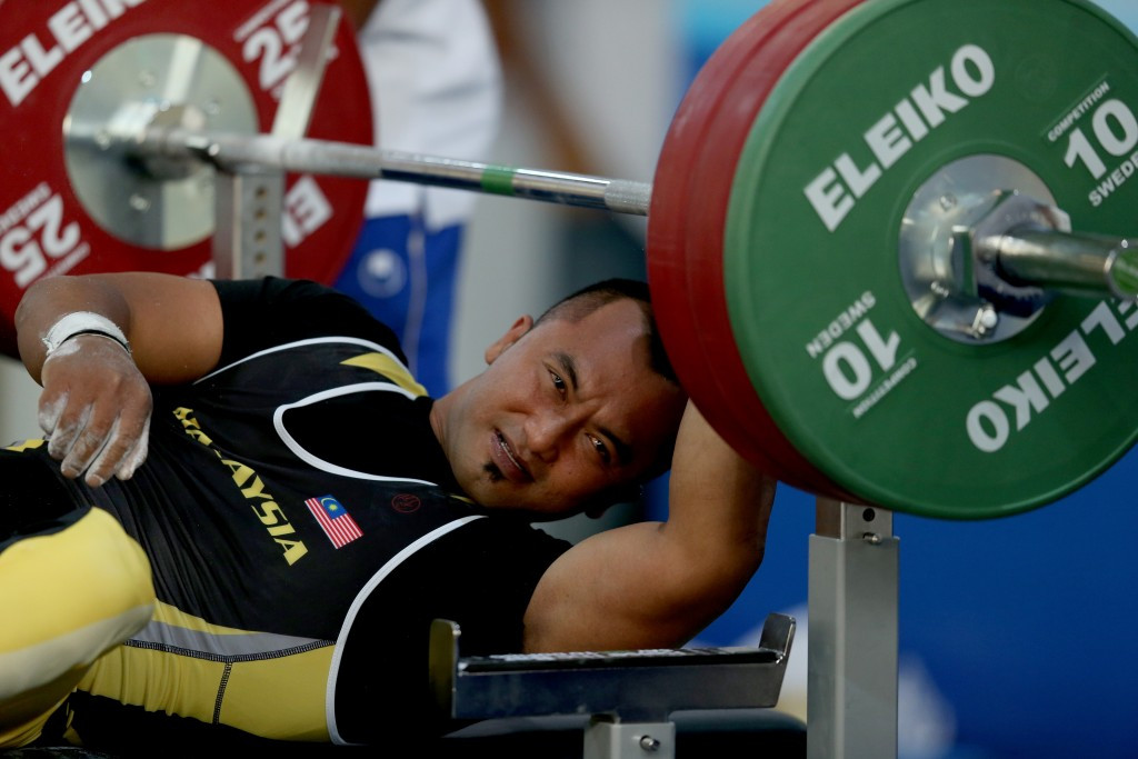 IPC Powerlifting announce competition calendar for Tokyo 2020 Paralympic cycle