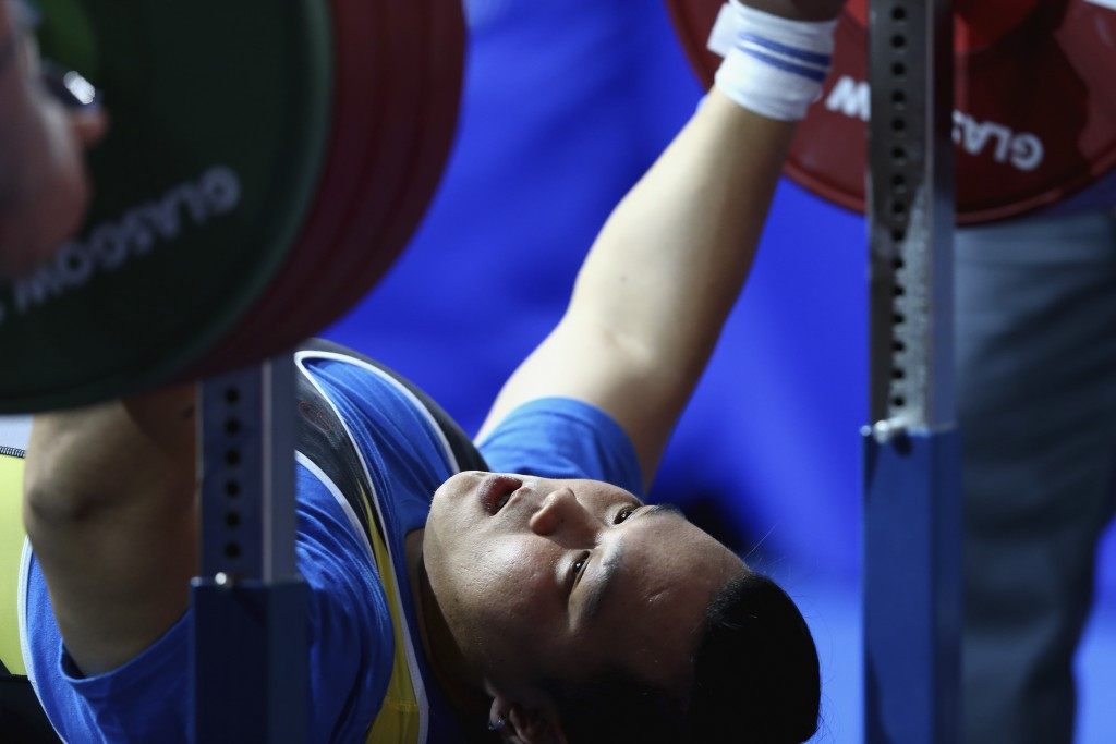 The competition will be the first time a major powerlifting championships has been held in Japan ©Getty Images