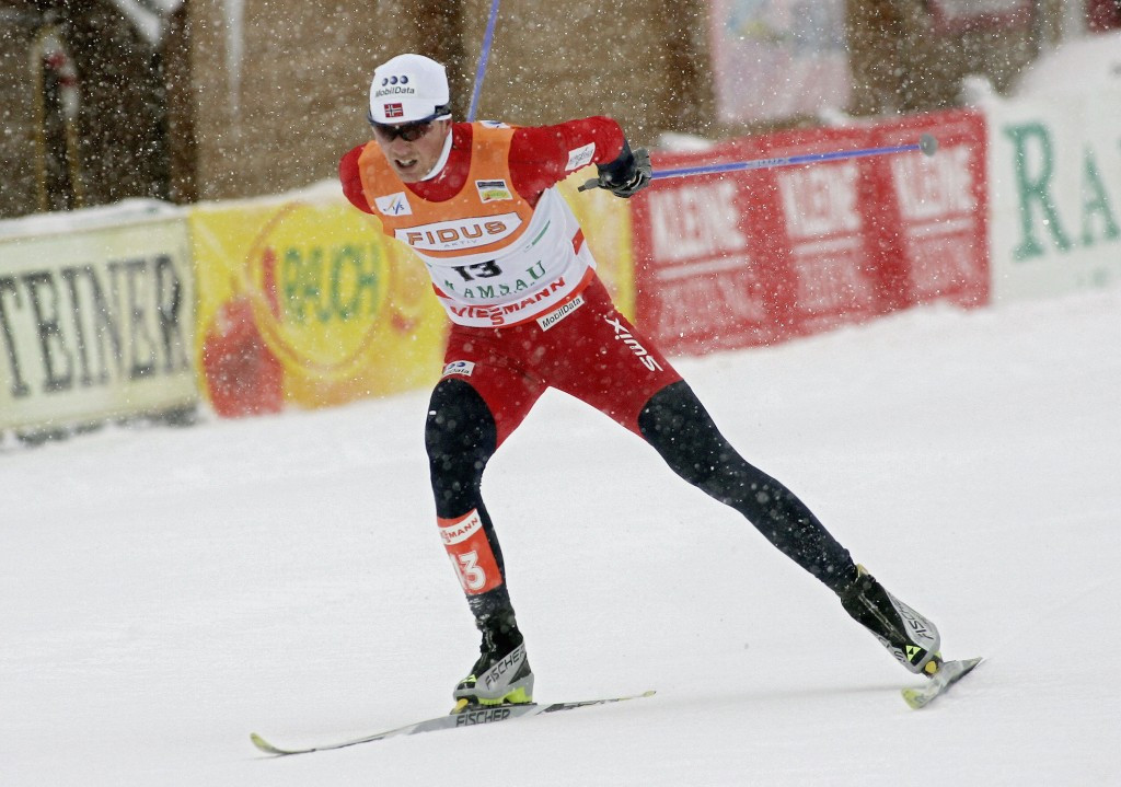 Hammer time again as he returns to coaching staff of Norway's Nordic combined team