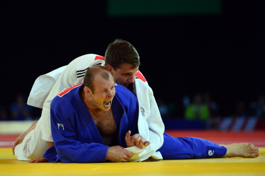 The Commonwealth Judo Championships were held as part of the Commonwealth Games in 2014, when Glasgow played host