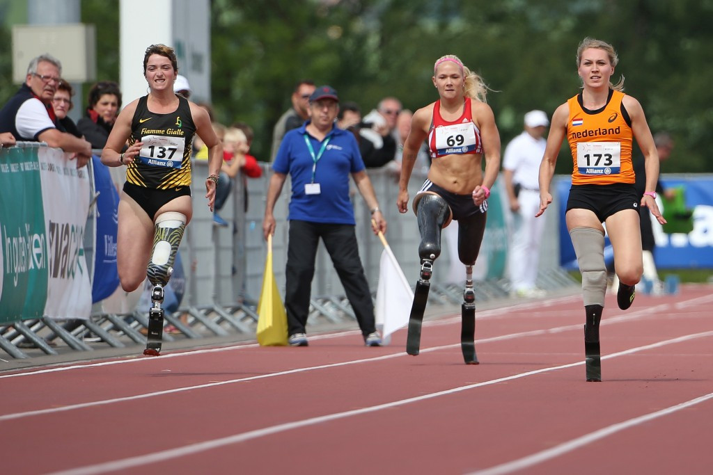 Four more world records shattered on concluding day of IPC Athletics Grand Prix action in Nottwil