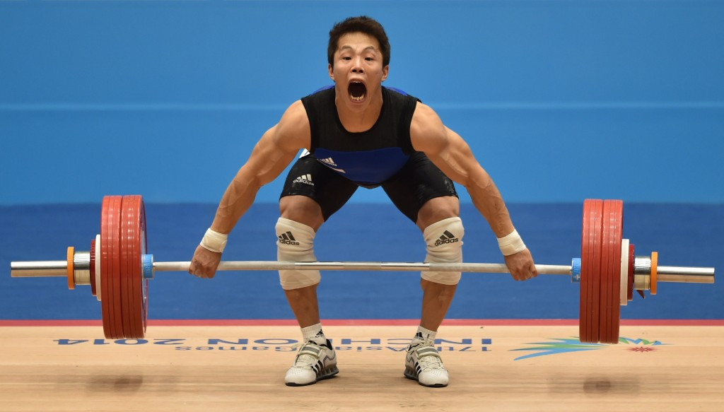 South Korea's Jeongsik Won narrowly missed out on a podium place in the men's 69kg category