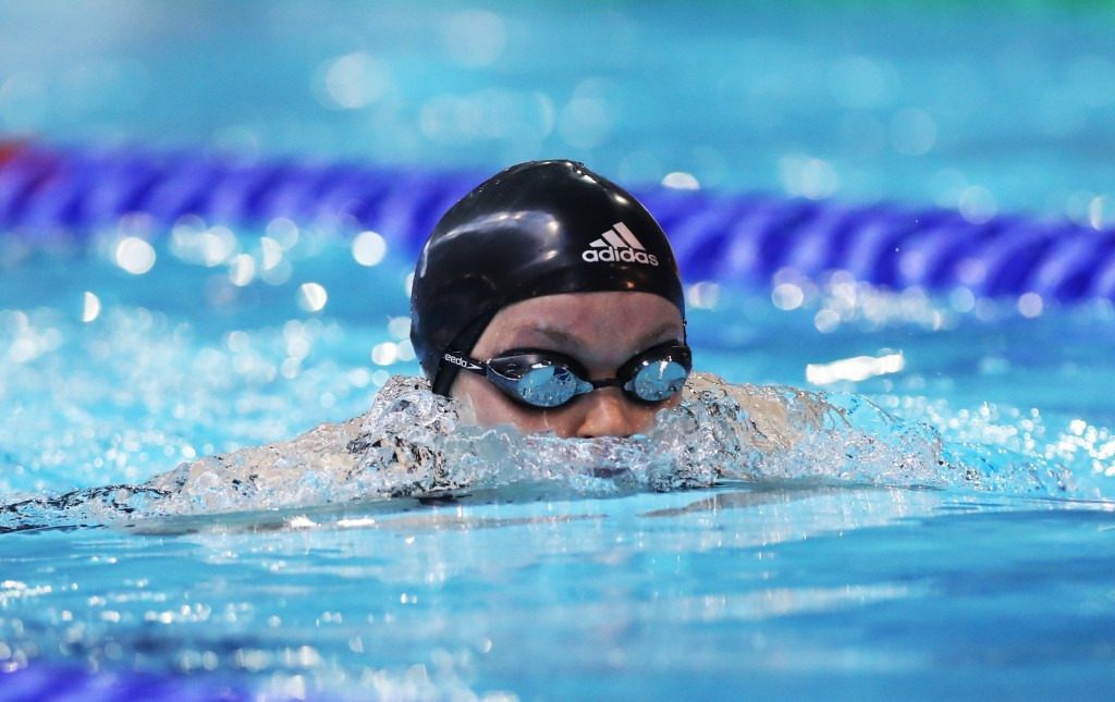 Simmonds and Firth break world records at British Para-Swimming International Meet
