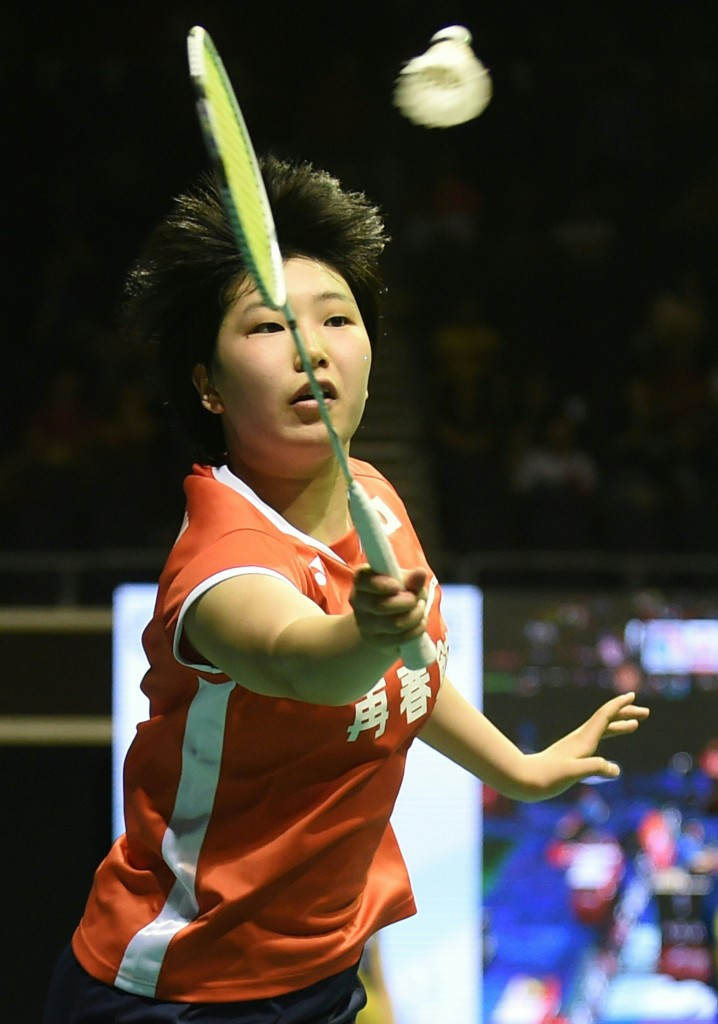 Yamaguchi survives scare against world junior champion at Badminton Asia Championships