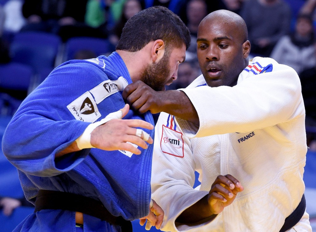 Judo star Riner targets French flagbearer honour at Rio 2016 Opening Ceremony