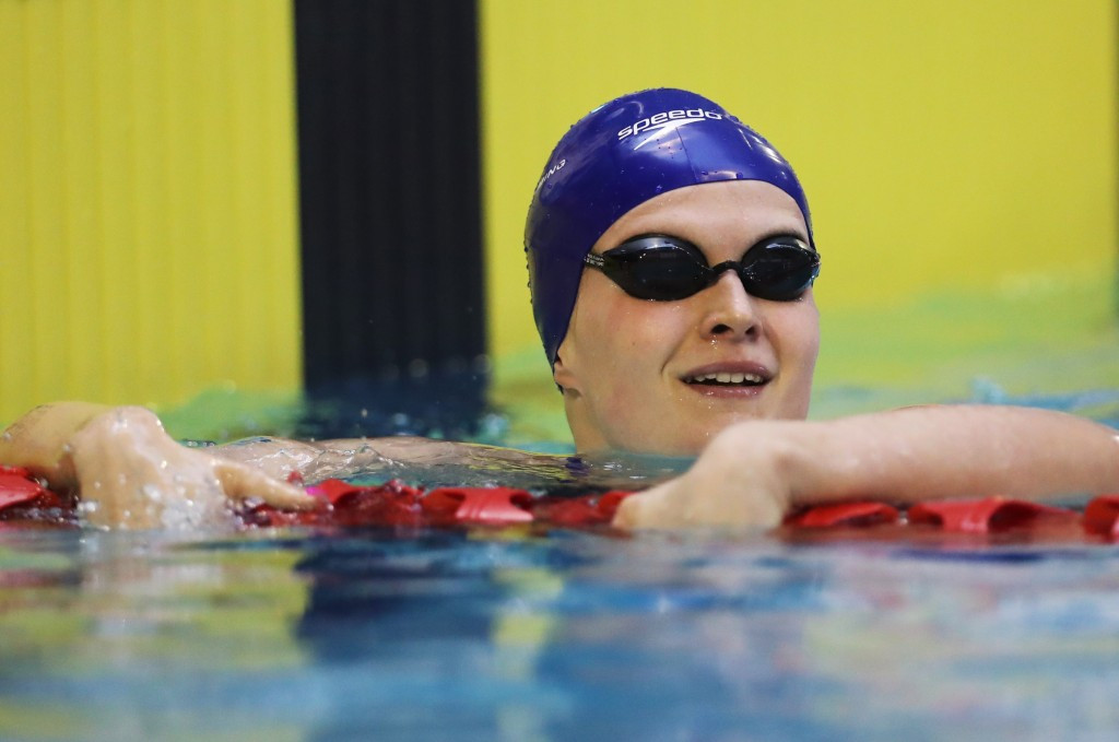 Russell and Wylie break national records as British Para-Swimming International Meet comes to a close