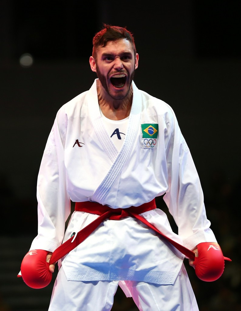 Brazil enjoy success at Karate1 Premier League in São Paulo