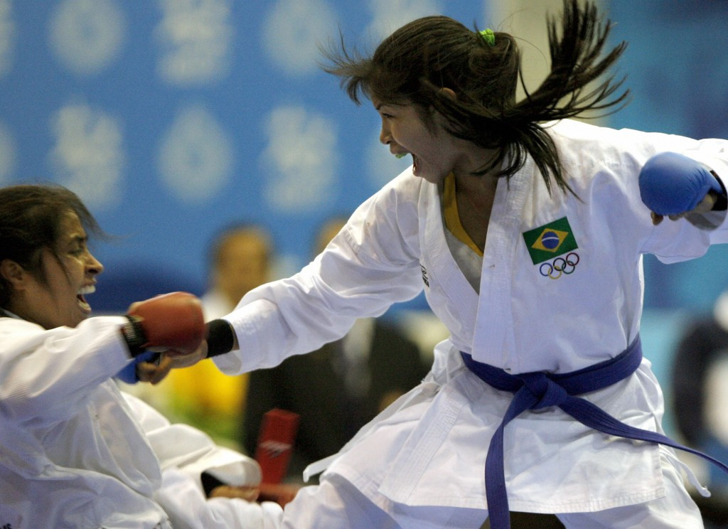 Valeria Kumizaki has appeared for Brazil at the last two Pan American Games