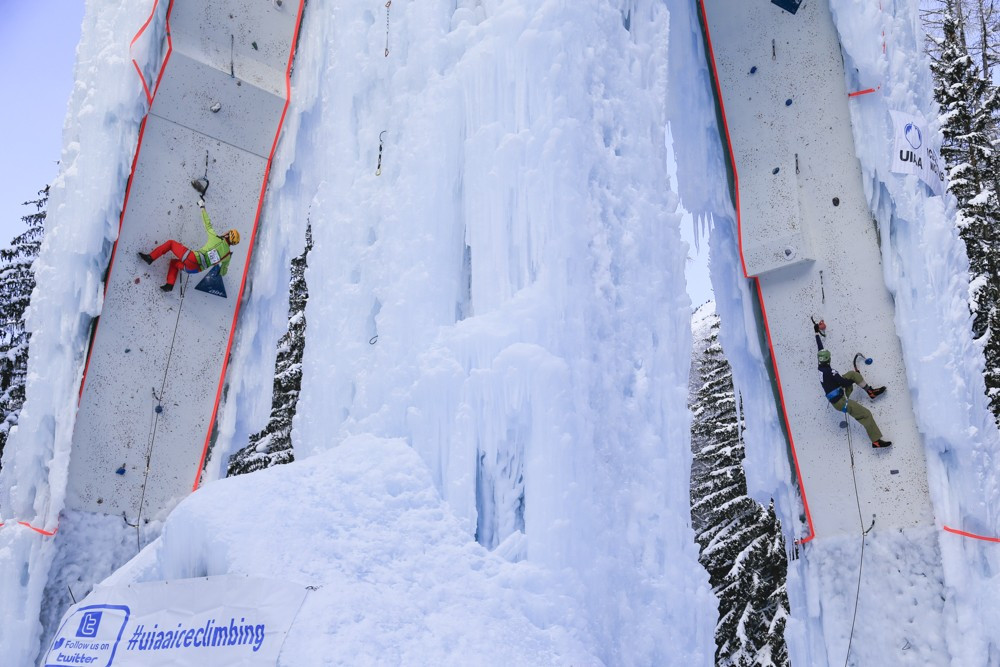 Champagny-en-Vanoise in France awarded 2017 UIAA Ice Climbing World Championships