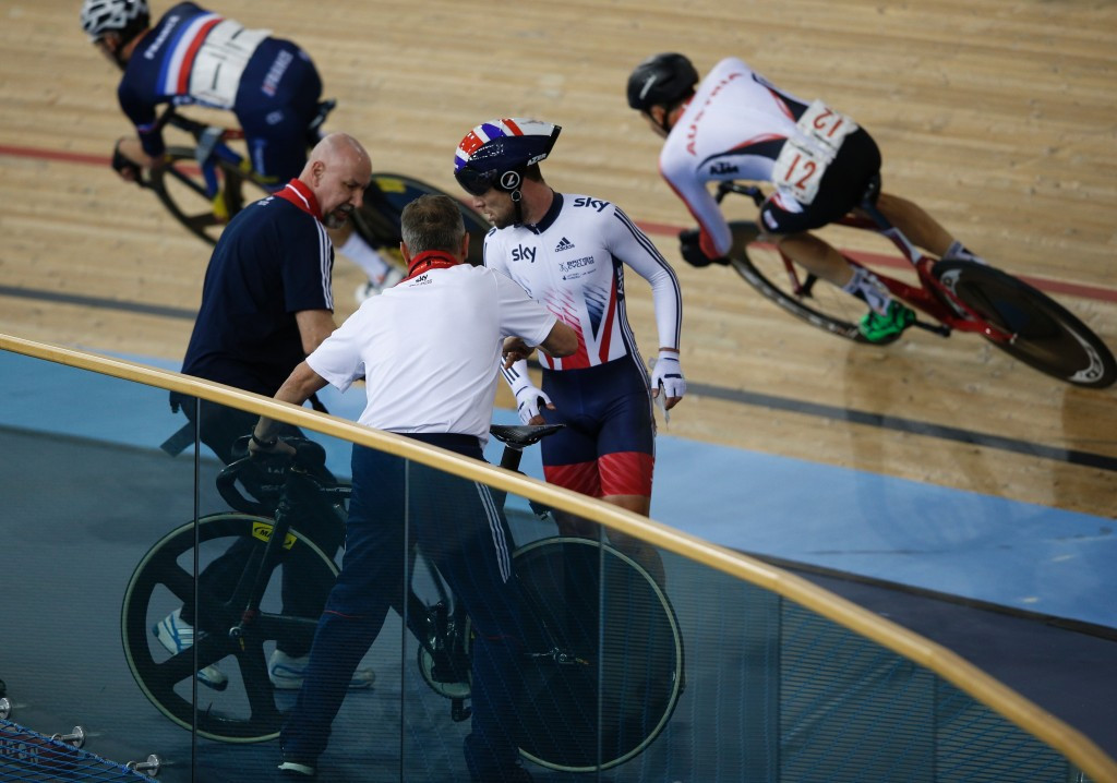 British Cycling deny claims official kit was sold for profit online