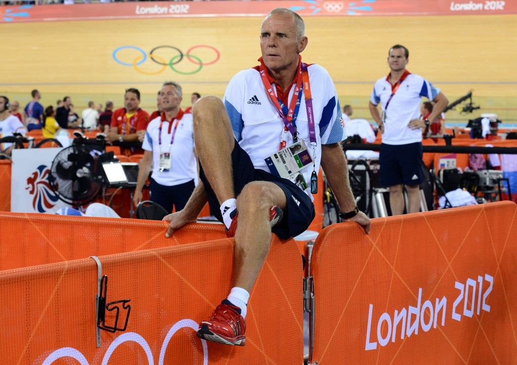 Any return for Shane Sutton to British Cycling now appears over after their investigation upheld a complaint against him ©Getty Images