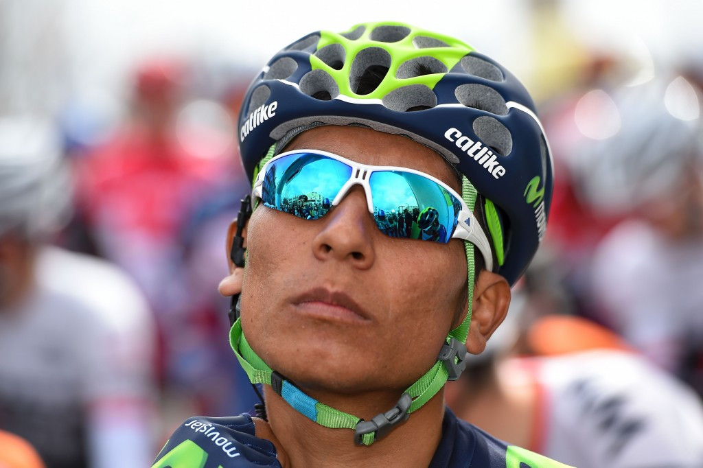 Quintana assumes Tour de Romandie race lead after being awarded stage two victory