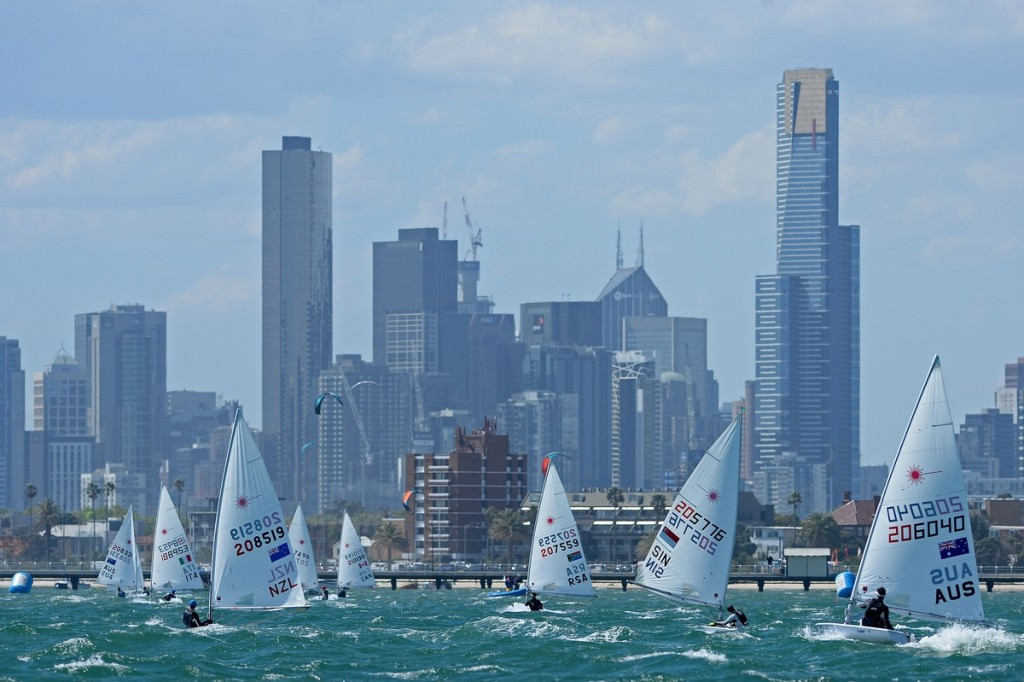 Melbourne announced as replacement 2016 Sailing World Cup Final host