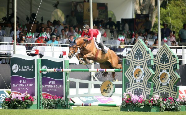 Belgium-leg of FEI Nations Cup showjumping series cancelled due to heavy rain