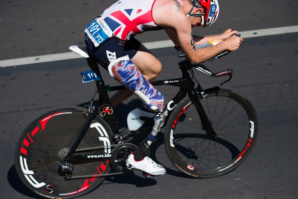 Liverpool to host British Paratriathlon Championships as a final test ahead of Rio 2016