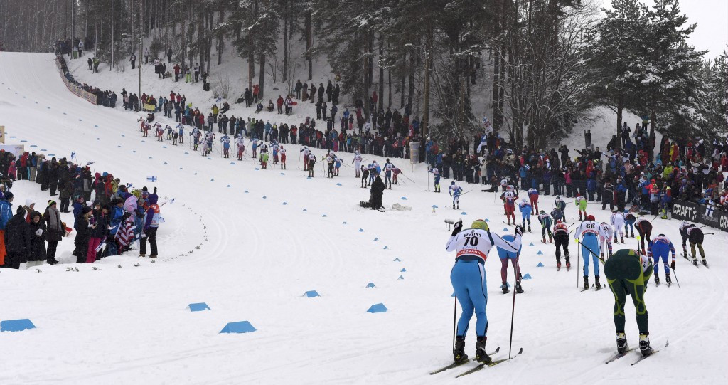 Lahti will host the Championships for a seventh time