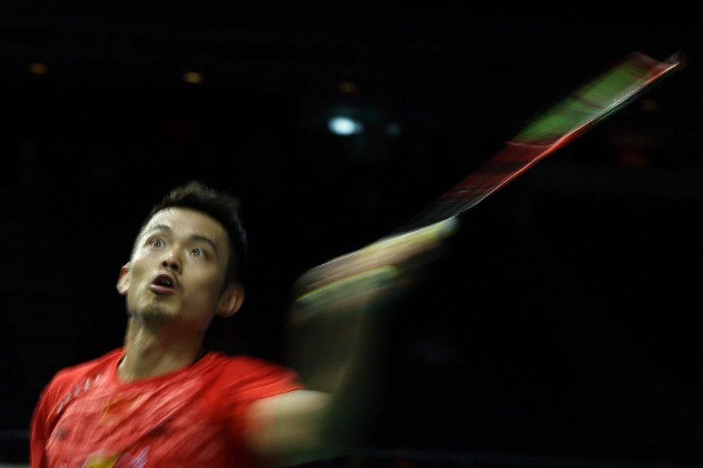 Lin Dan continued his march in Wuhan ©Getty Images