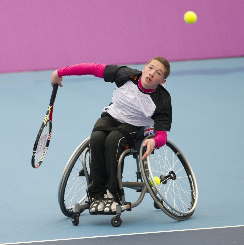 Britain win first men's World Group wheelchair tennis title