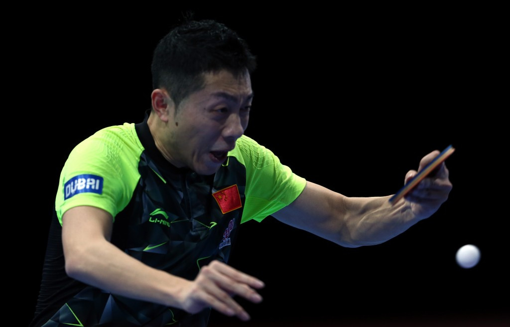 China ooze class to win all four semi-finals at Asian Cup table tennis