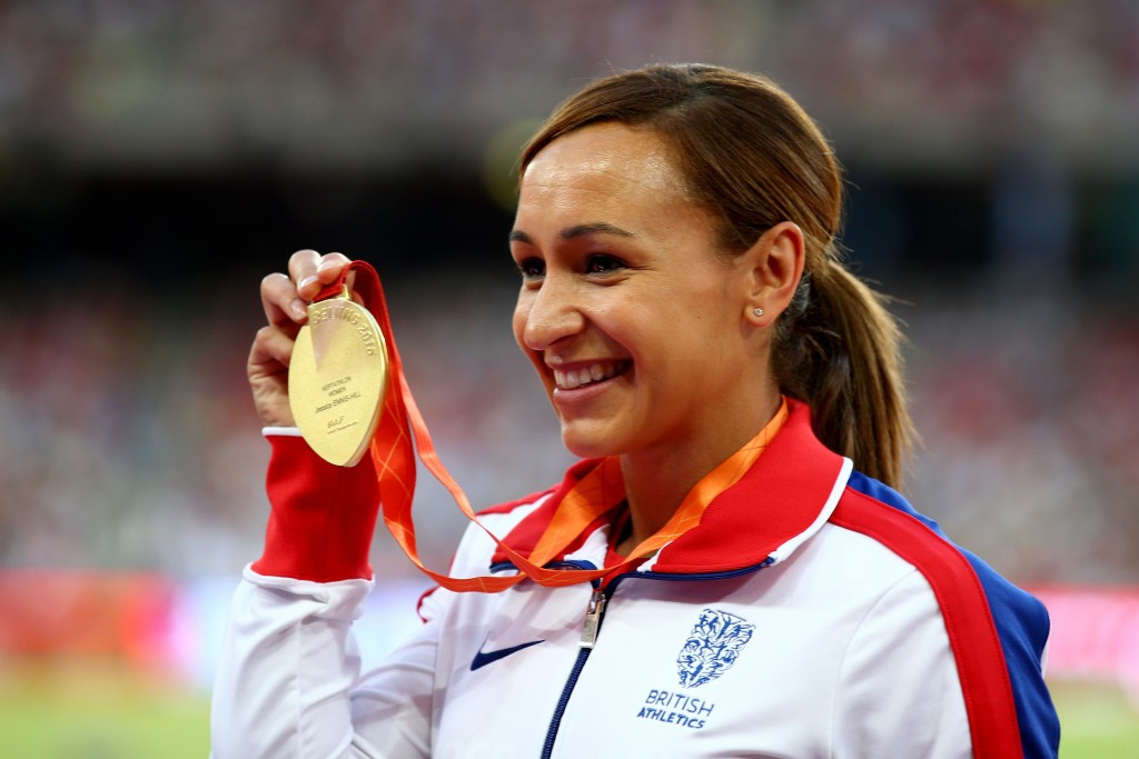 Jessica Ennis-Hill has admitted to worries about the Zika virus ©Getty Images