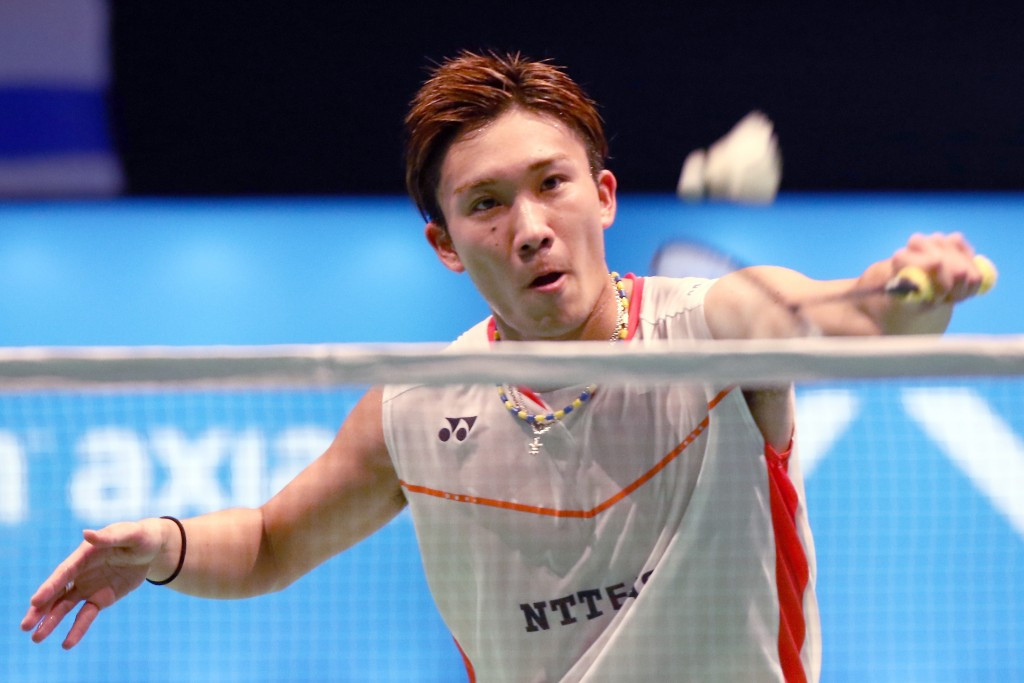 Japanese world bronze medallist Momota removed from BWF world rankings after gambling suspension