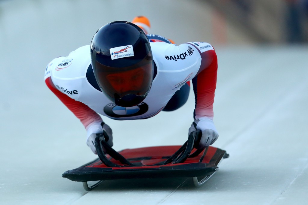 Britain's Swift retires from skeleton after almost a decade