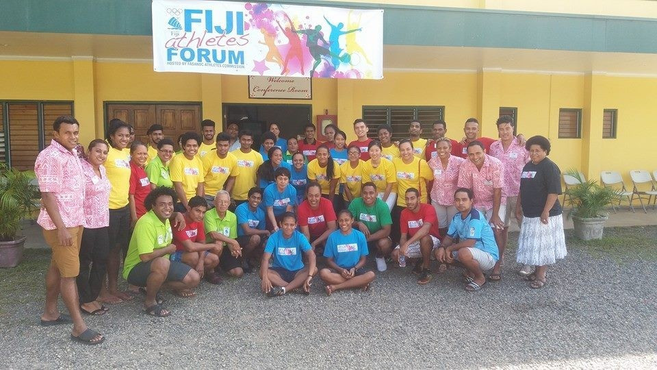 FASANOC hold forum to help athletes reach their full potential