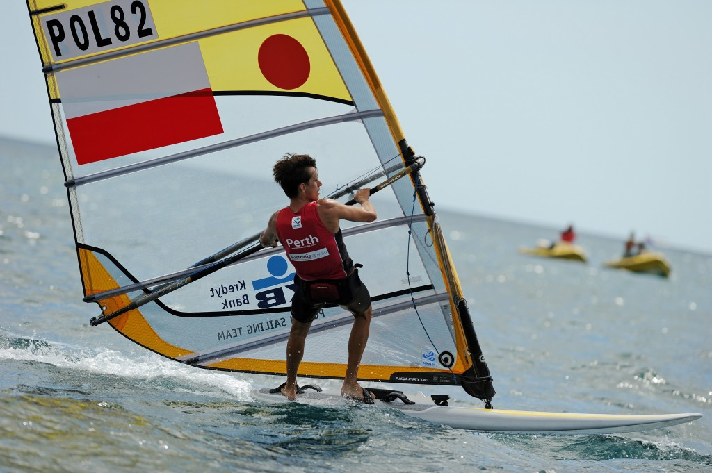 Polish windsurfers on top again at Sailing World Cup leg in Hyères