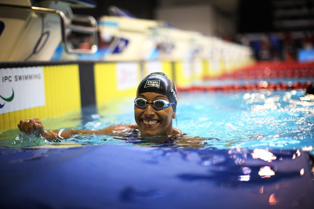 Perales prepares to defend four titles at IPC Swimming European Open Championships