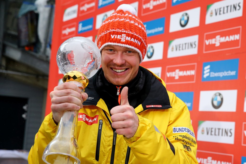 Germany name squad packed with champions for new luge season