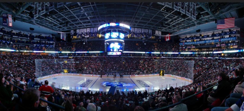 World Cup of Hockey action will take place at the Air Canada Centre, home of the Toronto Maple Leafs ©Flickr