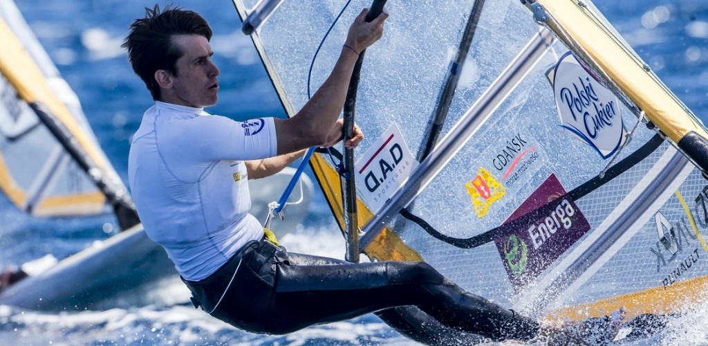 Polish windsurfers on top again at Sailing World Cup in Hyères