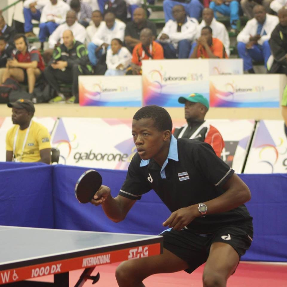 Botswana national olympic committee hosts table tennis - African table tennis federation ...