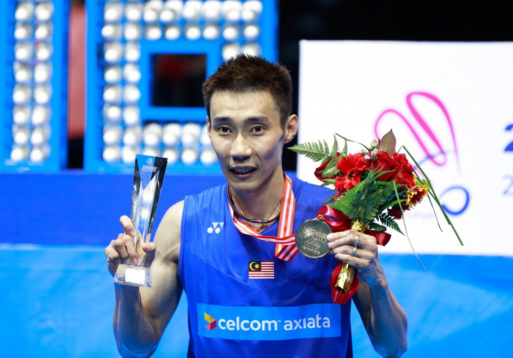 Lee triumphs at Badminton Asia Championships to end long wait for second title