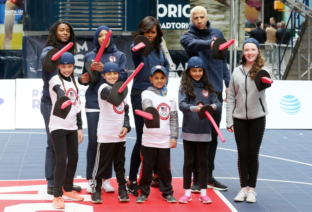 USA Fencing are one of 16 national governing bodies to sign up to the initiative