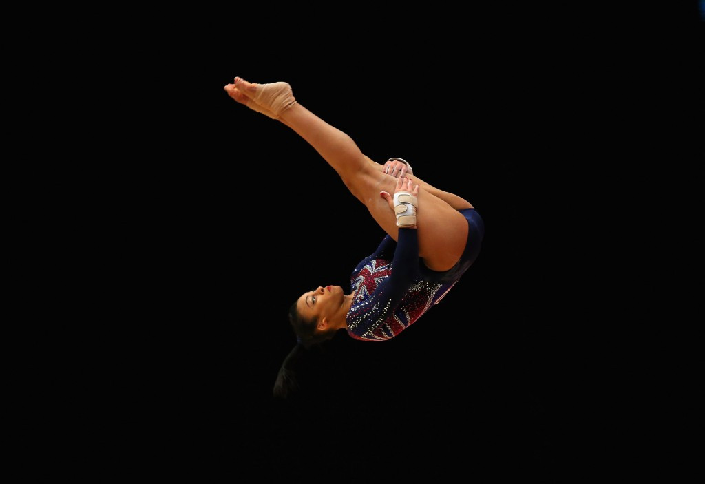 Downie completes clean sweep of apparatus gold medals at FIG World Challenge Cup in Osijek