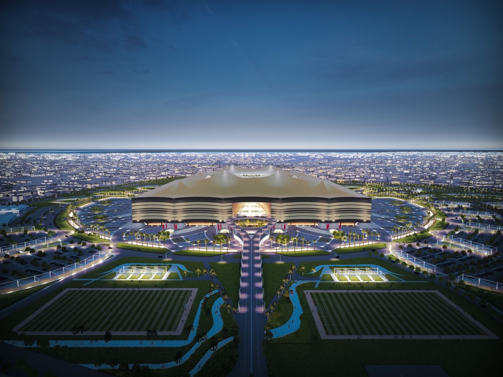 Qatar 2022 organisers investigating death of worker at World Cup stadium site