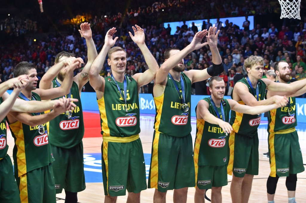 Lithuania have already qualified for Rio 2016