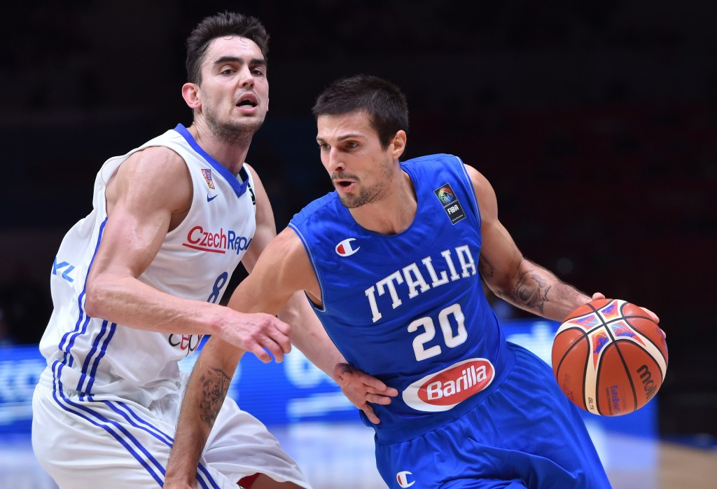Italy are one of the countries hoping to reach Rio 2016