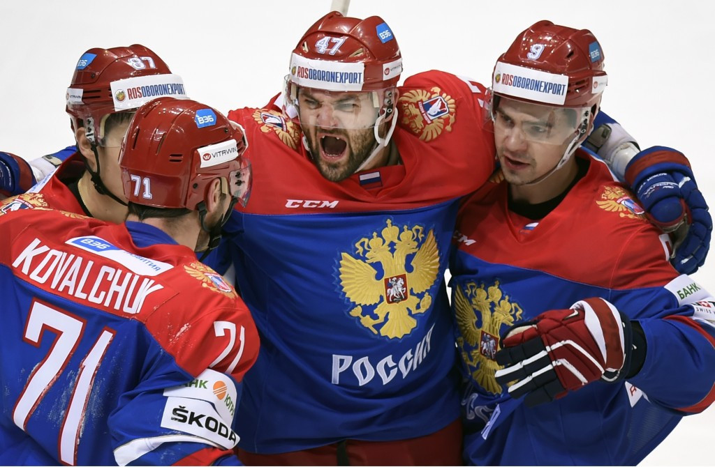 The tournament opens on Friday with hosts Russia one of the sides in action