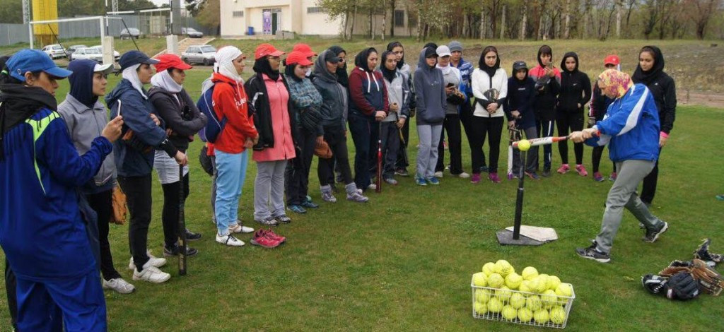 The WBSC hope the collaboration will boost the number of young people and women playing baseball and softball in Iran