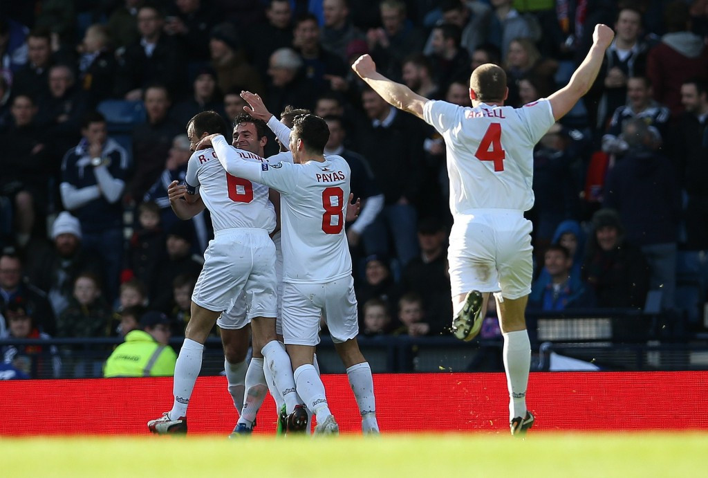 Lee Casciaro's shock goal against Scotland was the highlight of Gibraltar's chastening European Championships qualification campaign