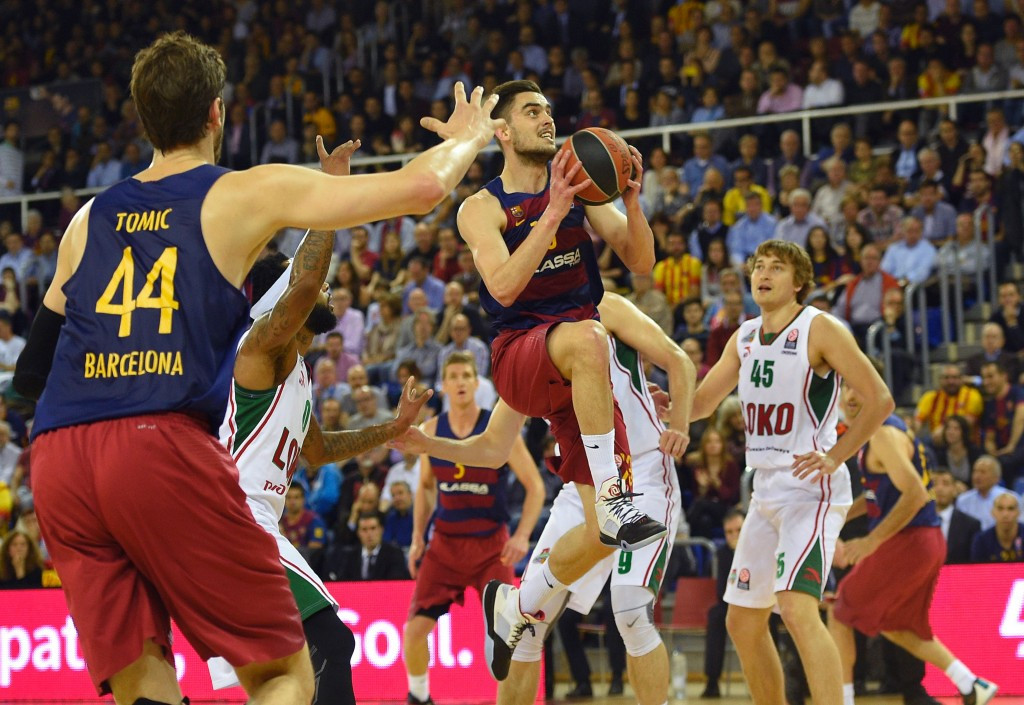 Tension between the Euroleague and FIBA is one example of a administrative rivalry in sport ©Getty Images