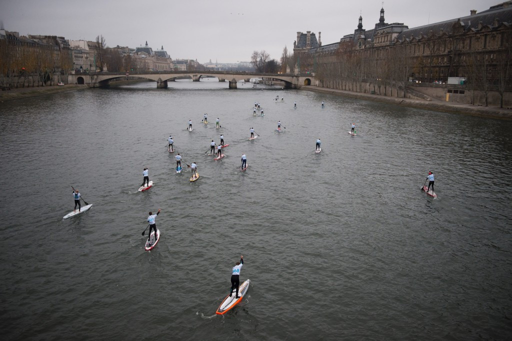The River Seine will be subject to a major clean-up