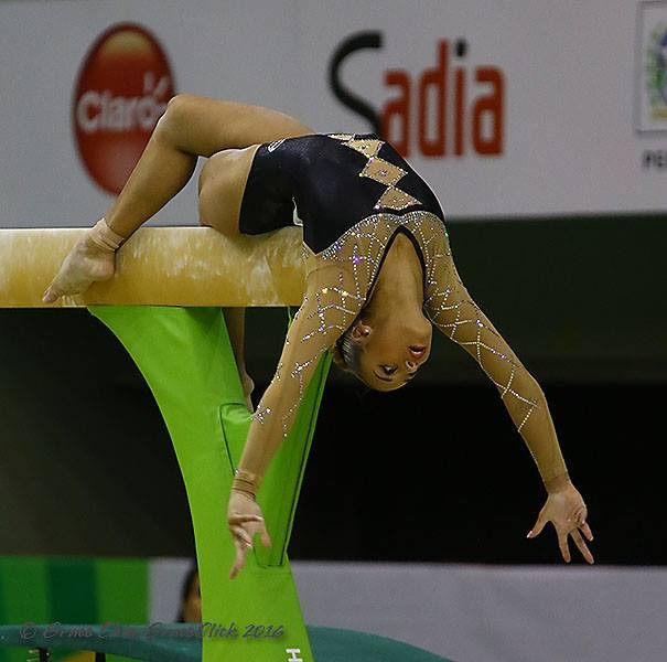 Dick confirmed as Trinidad and Tobago's Rio 2016 gymnast after bitter dispute