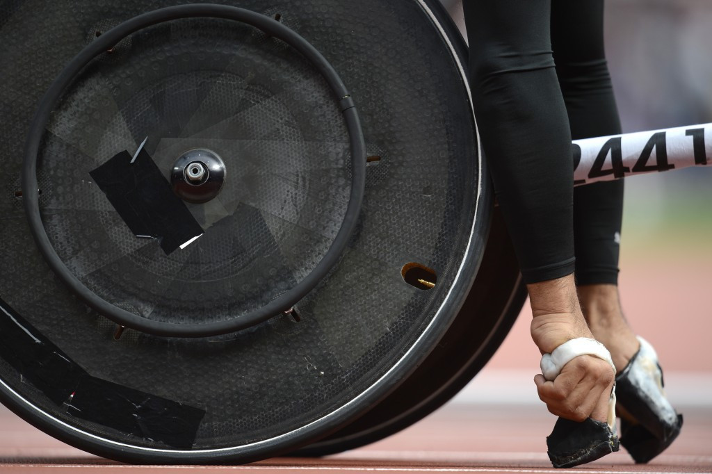 Wheelchair racing is one sport thought to be affected by boosting