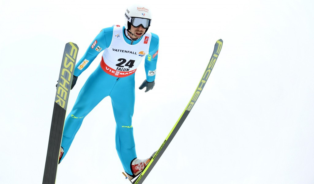 Maxime Laheurte will also represent France again