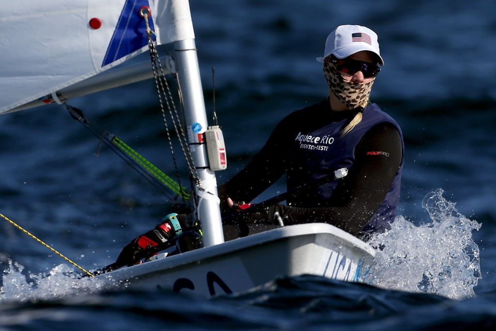 United States select eight athletes to Olympic sailing team