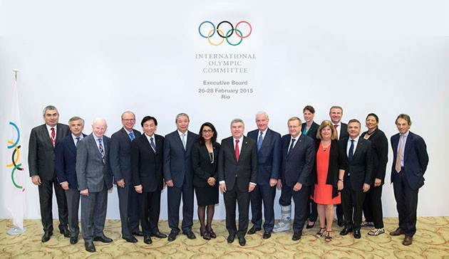 Contest for IOC Executive Board vacancies begins ahead of vice-presidents standing down